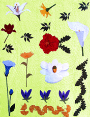 bees glee quilt